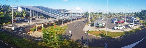 airport mauritius parking